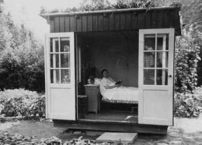 Over draaiende TBC huisjes van vroeger | Tbc huisje