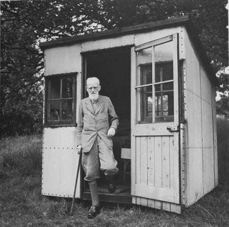 schrijvershuisje Bernard Shaw