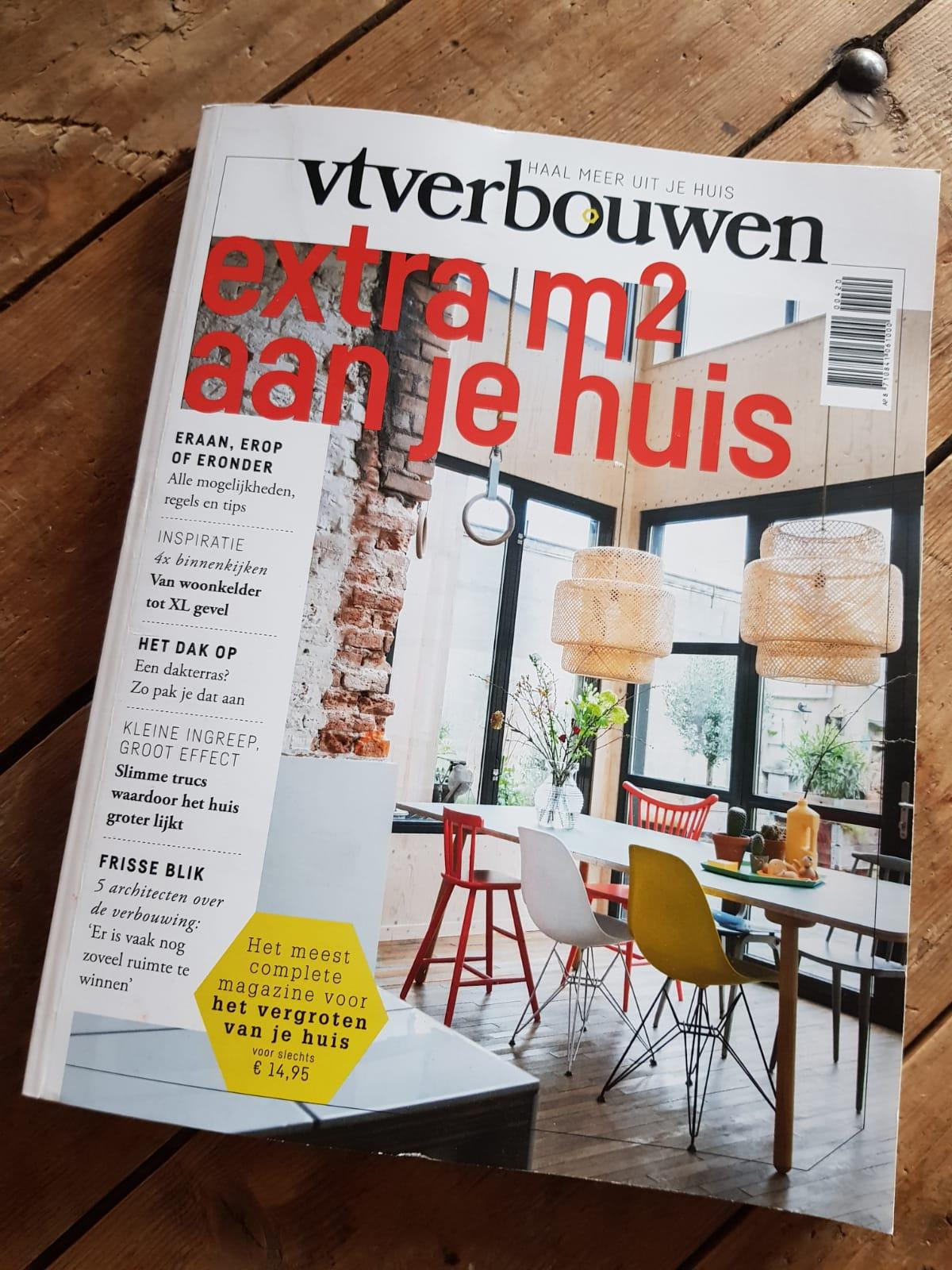 Zonnehuisje in VT wonen Verbouwen dec 2020
